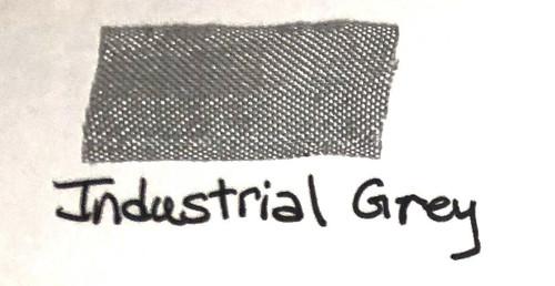 Pam Bray Designs Pams Picks - 5/8 Seam Binding Ribbon - Industrial Grey