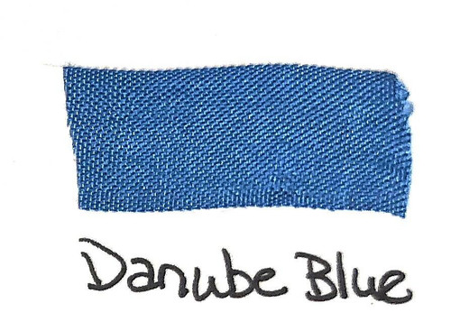 Pam Bray Designs Pams Picks - 5/8 Seam Binding Ribbon - Danube Blue