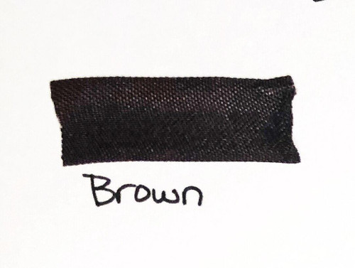 Pam Bray Designs Pams Picks - 5/8 Seam Binding Ribbon - Brown