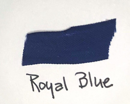Pam Bray Designs Pams Picks - 5/8 Seam Binding Ribbon - Royal Blue