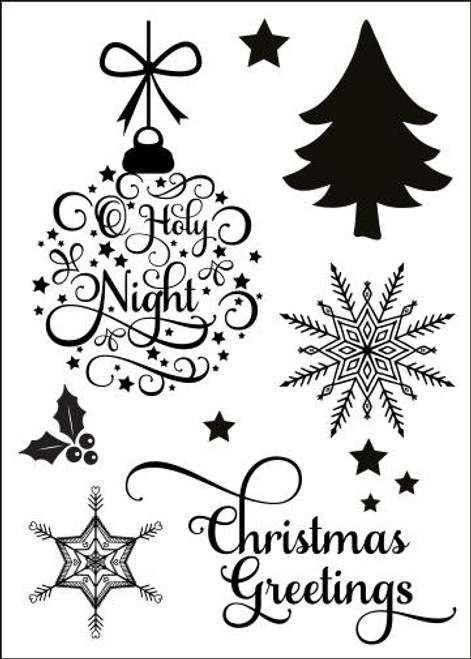 Sarah Hurley Christmas Greetings by Sarah Hurley