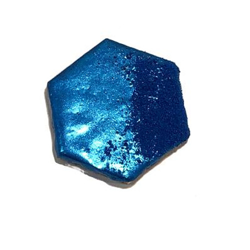 Rita Barakat Designs Magical Mysteries - Blue Chrome