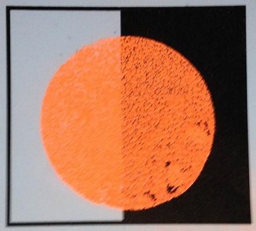 Fluorescent Orange Classic Embossing Powder