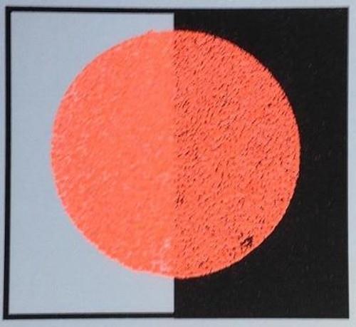 Fluorescent Red-Orange Classic Embossing Powder
