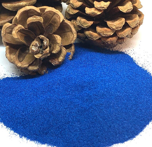 Candy Blue Embossing Powder