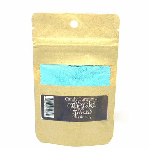 Candy Turquoise Embossing Powder