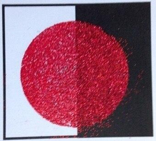 Red Sparkle Embossing Powder