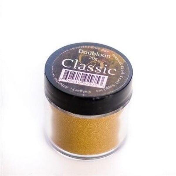 Doubloon Gold Embossing Powder