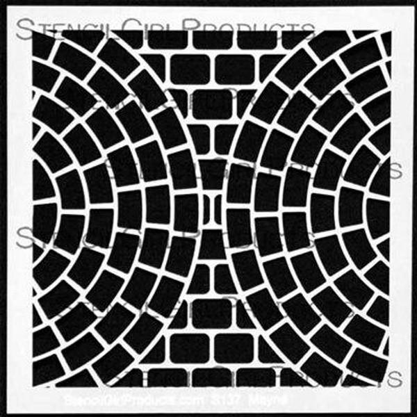 Intersecting Brick Circles