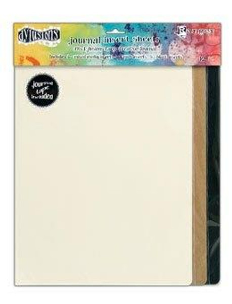 Dylusions Journal Insert Sheets