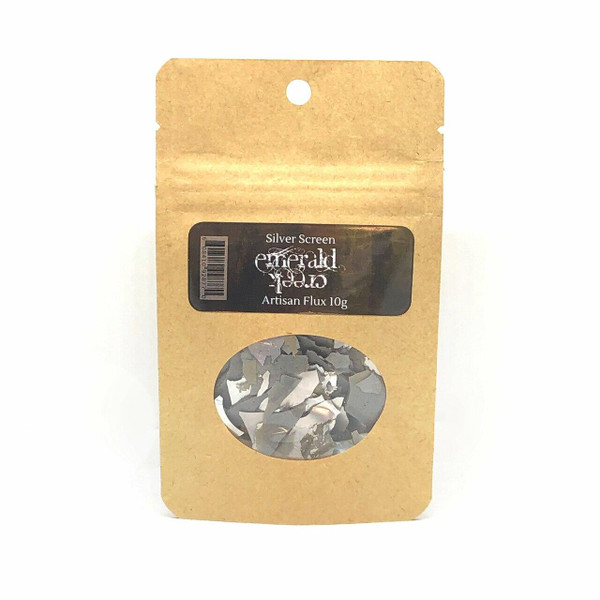 Silver Screen Embossing Flakes