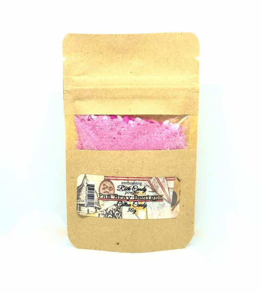 Pam Bray Designs Rock Candy - Cotton Candy