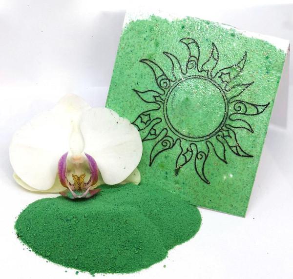 gwen lafleur Boho Blends - Mineral Green Embossing Powder