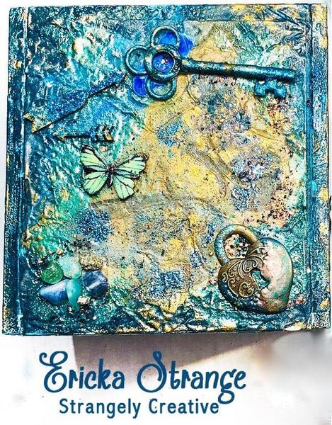 Curiosity Box by Ericka Strange - Submit bid by email