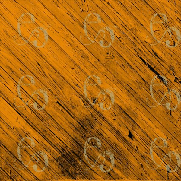 Pam Bray Designs Burnt Orange Barnwood Digital Downloads by Pam Bray