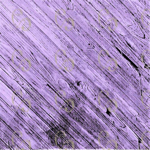 Pam Bray Designs Purple Barnwood Digital Downloads by Pam Bray