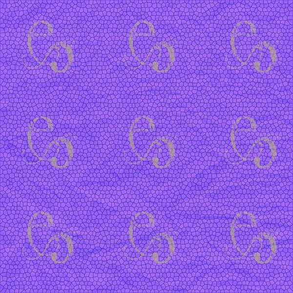 Pam Bray Designs Lavender Crinkle Abstract Paper - Pam Bray 2020