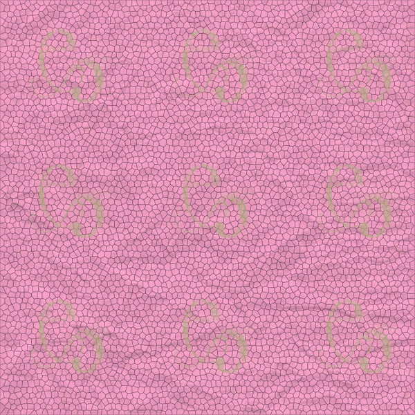 Pam Bray Designs Pink Crinkle Abstract Paper - Pam Bray 2020