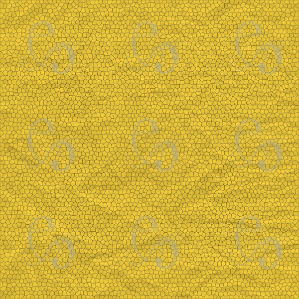 Pam Bray Designs Yellow Crinkle Abstract Paper - Pam Bray 2020