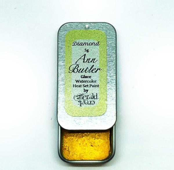 Ann Butler Designs Glace Diamond - Heatset Watercolours by Ann Butler
