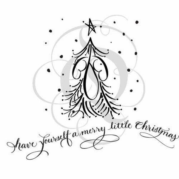 Quietfire Have Yourself A Merry Little Christmas - Set of 3