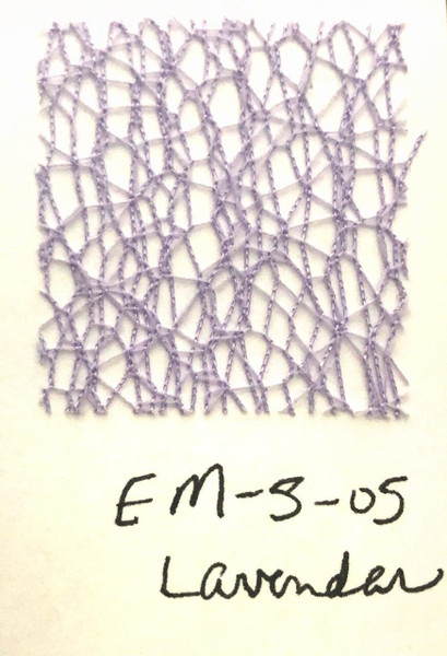 Pam Bray Designs Pams Picks - 1 1/2 Net Web Ribbon - Lavender