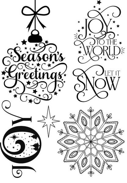 Sarah Hurley Season Greetings by Sarah Hurley