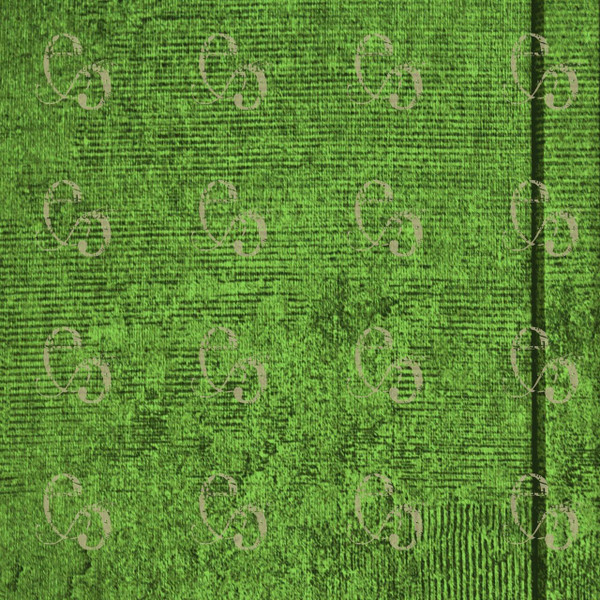 Pam Bray Designs Basket Weave Lime Green Digital Downloads by Pam Bray