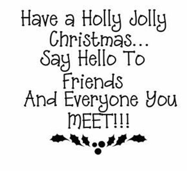 Pam Bray Designs Holly Jolly - Pam Bray