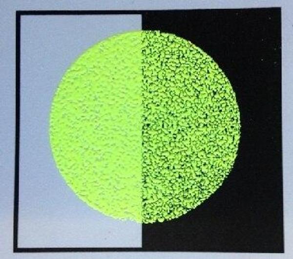 Fluorescent Yellow Embossing Powder