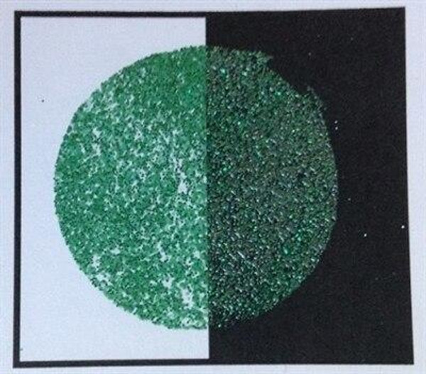 Green Sparkle Embossing Powder