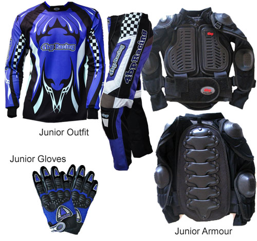 Junior 4 Pack