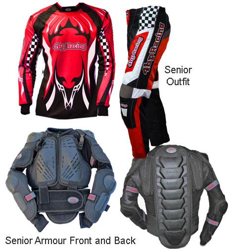 Senior Track Pack