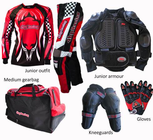 Junior 6 Pack