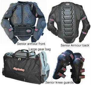 Senior 3 Pack