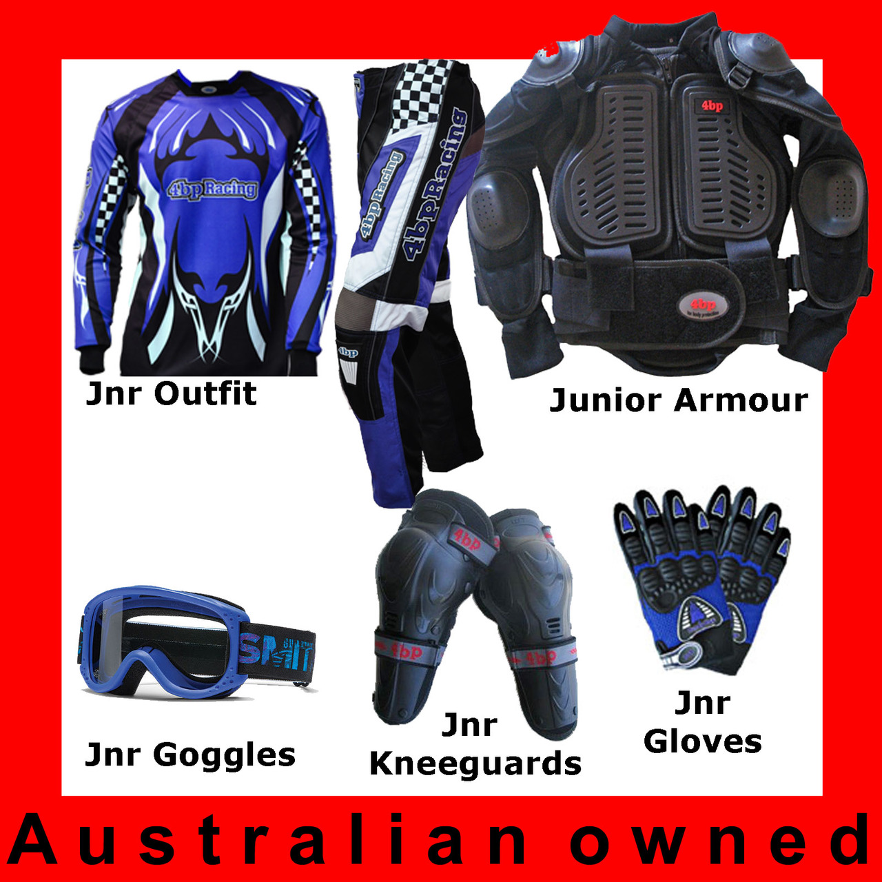 Junior Pack with Goggles