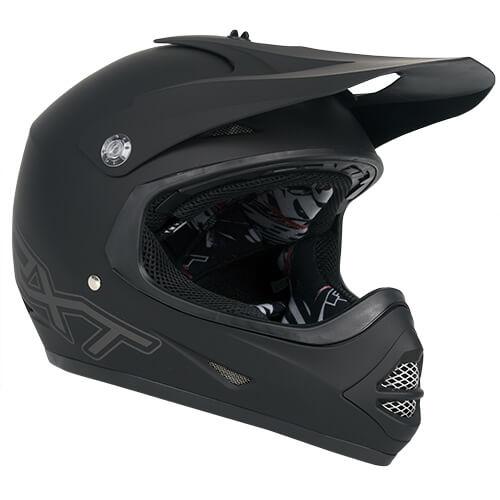 RXT Matte Black Helmet