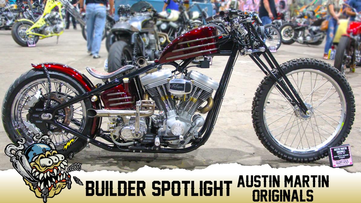 Builder Spotlight: Austin Andrella, Austin Martin Originals