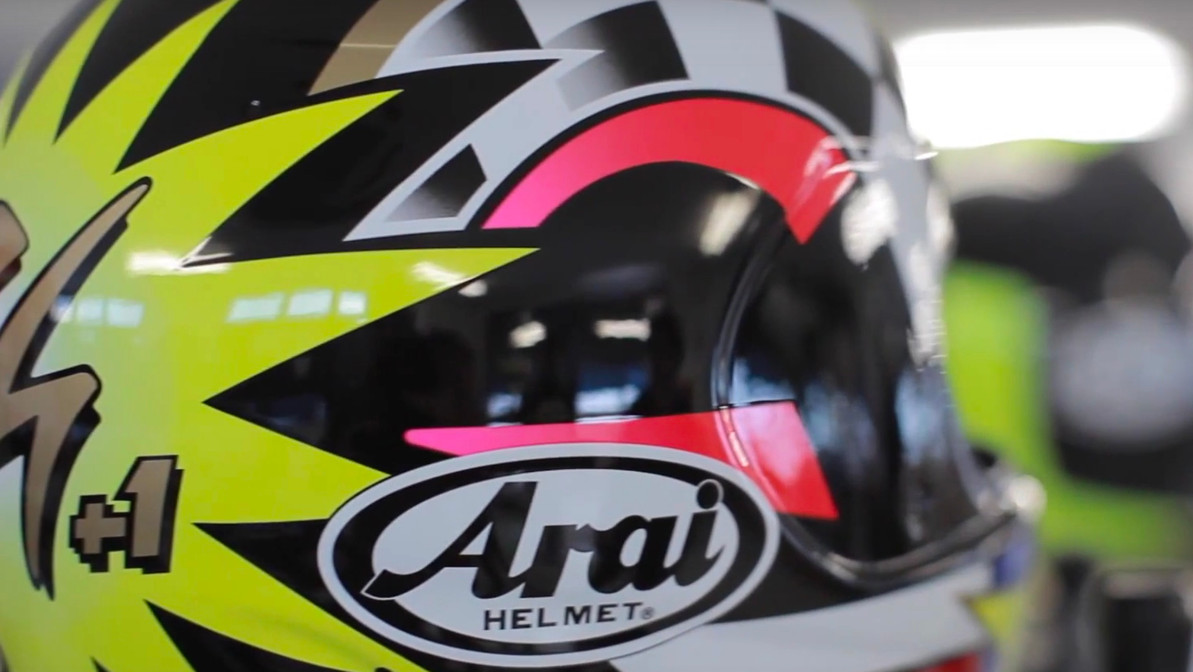 A Closer Look At Arai Helmets