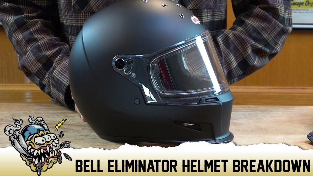 Bell Eliminator Helmets Now Available at Deadbeat Customs!