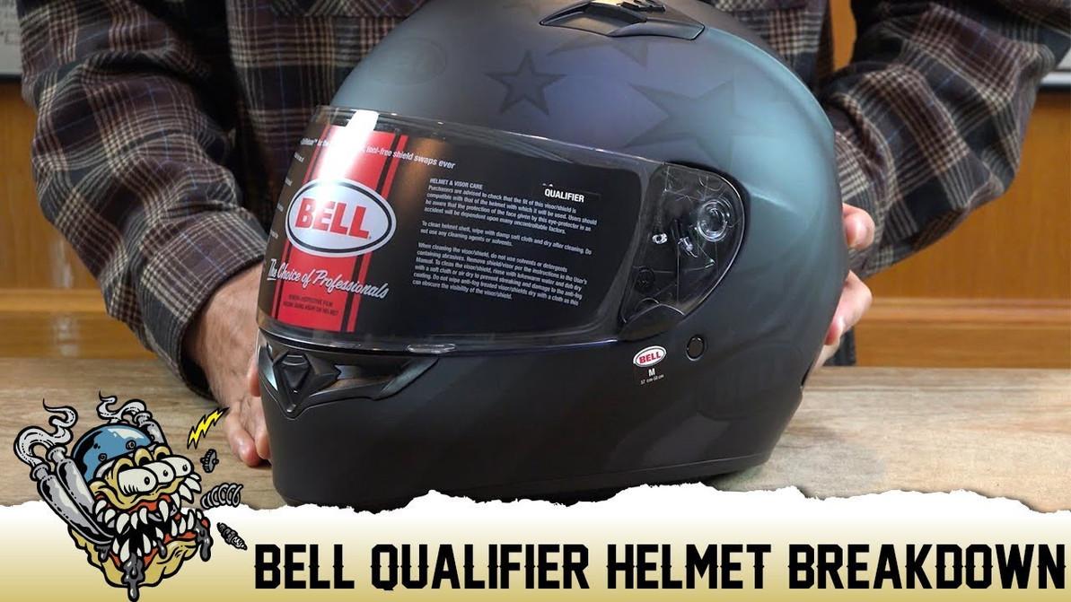 Bell Qualifier Helmets Available at Deadbeat Customs