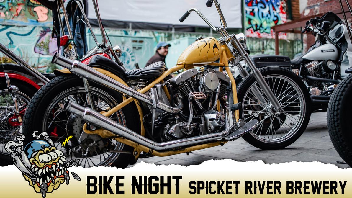 Spicket River Bike Night