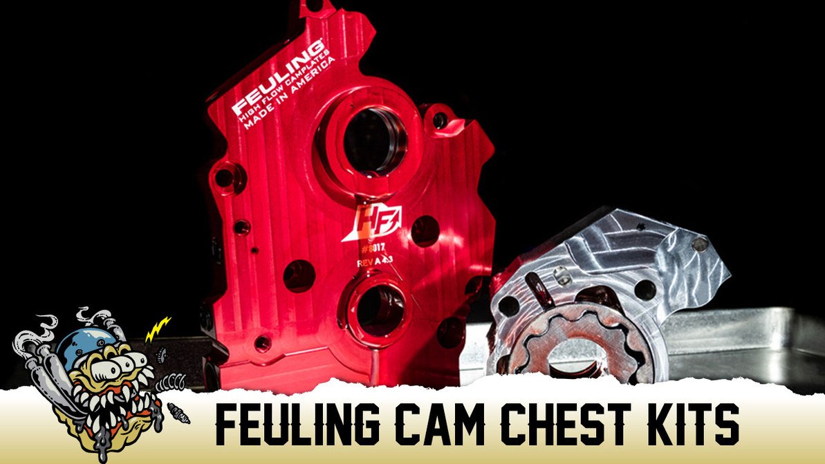 All-New Fueling Cam Chest Kits!