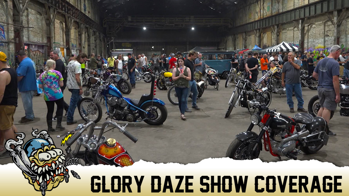 Glory Daze Show Coverage
