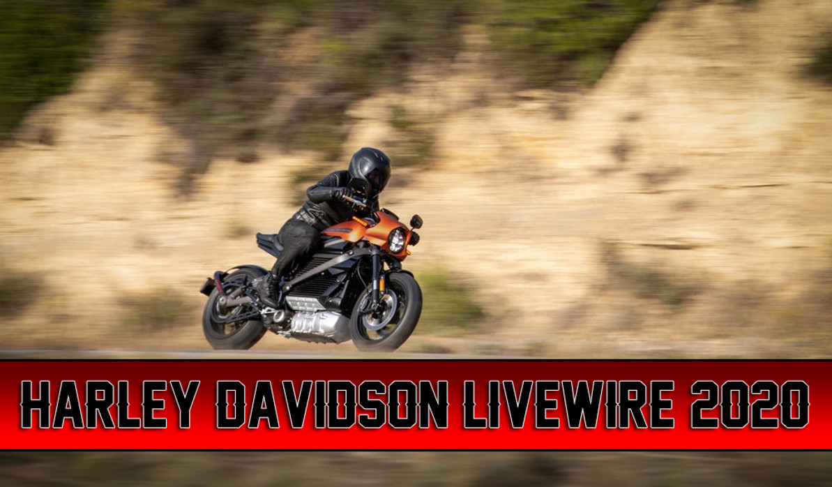 Harley-Davidson Releases LiveWire Specs and Unveils 2 New Electric Concepts