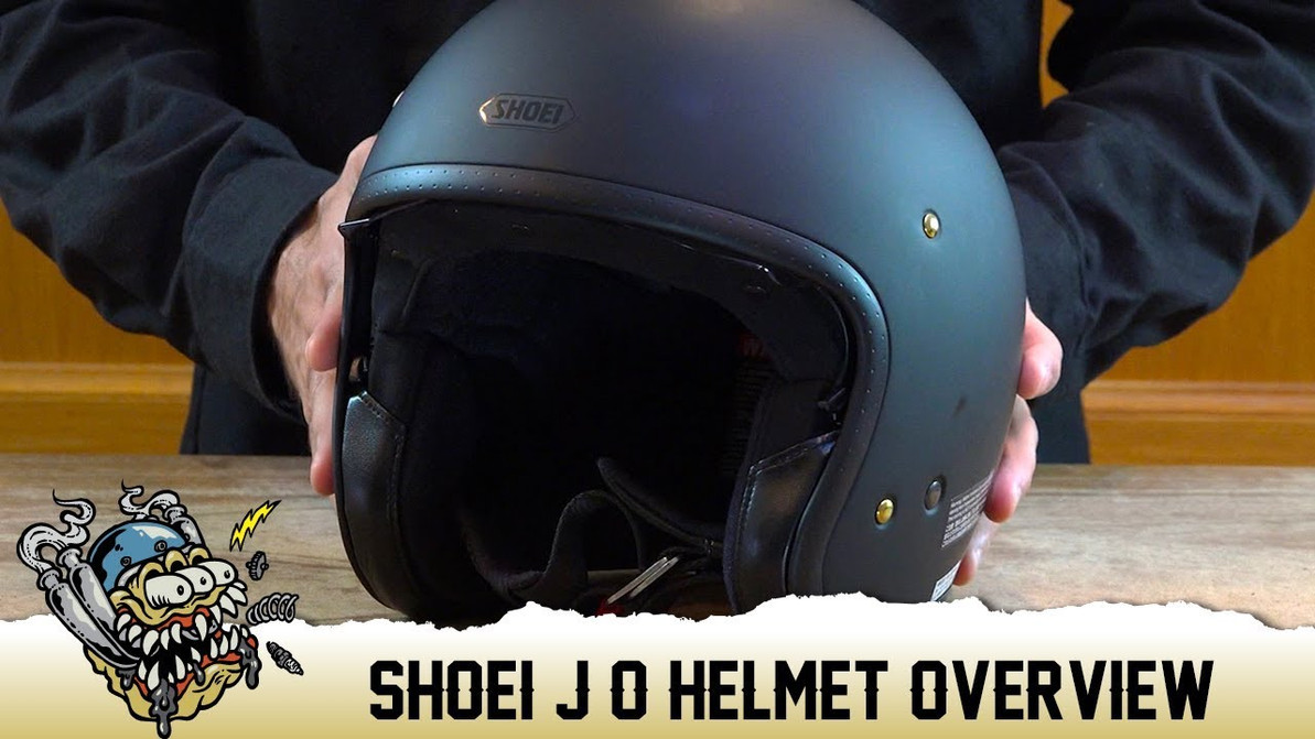 Shoei J•O Helmet Now Available at Deadbeat Customs!