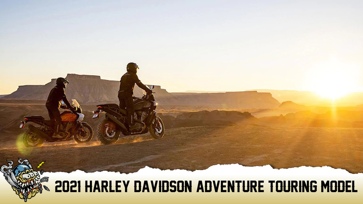 Introducing the New 2021 Harley Davidson Pan America Adventure Touring Model!