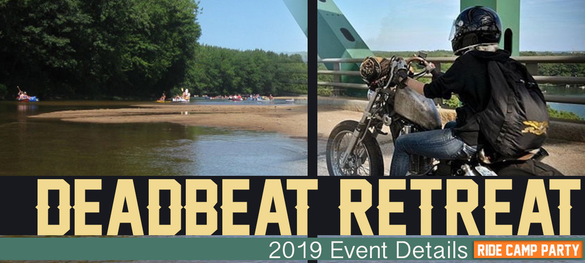 2019 Deadbeat Retreat August 23, 24th 2019
