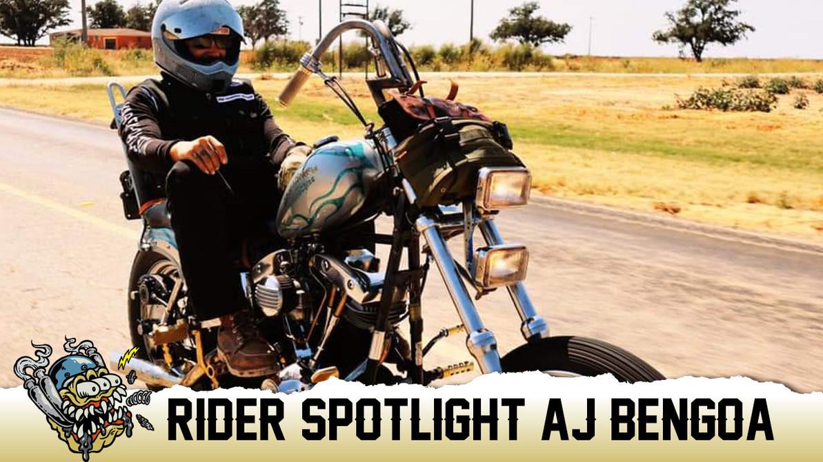Rider Spotlight - AJ Bengoa
