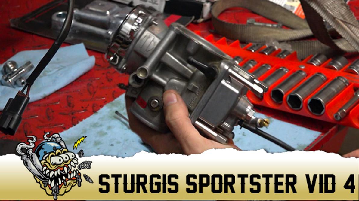 Sturgis Sportster Video 4